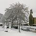 Snow in Queensbury 4th December 2020