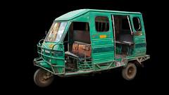 India - Uttar Pradesh - Gorakhpur - Auto Rickshaw - 1d