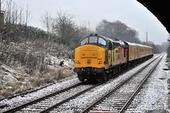 Photo of 37254 'Cardiff Canton' Pleasington 4-12-20.