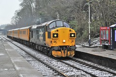 Photo of 37025 'Inverness T.M.D. Pleasington 4-12-20.