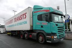 Photo of Scania R490 - Thurrock
