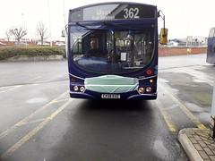 Photo of Masked bus