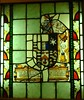 [93722] St Peter, Prestbury : Armorial Window