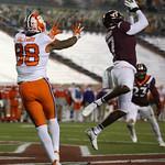 Clemson at Virginia Tech football