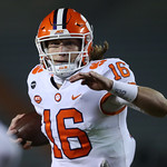 No. 3 Clemson at Virginia Tech