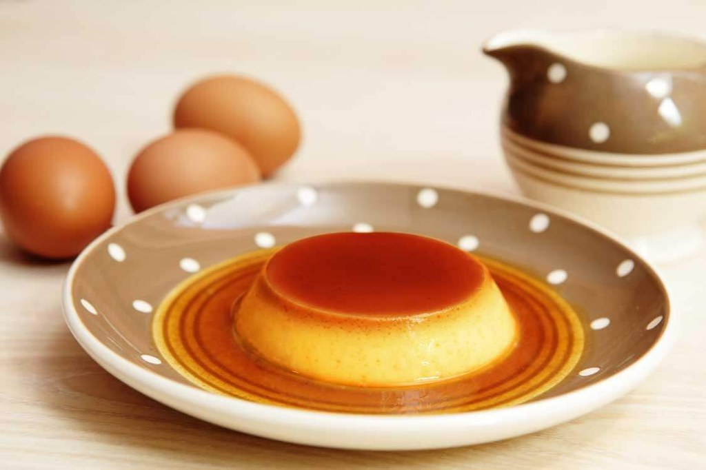 圖2_機上可享用日本皇族高檔點心「銀波布丁」,親身感受台南全糖城市的甜蜜滋味