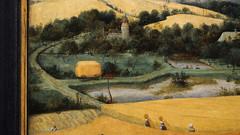 Bruegel, The Harvesters