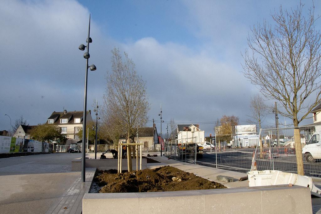 Cœur de ville Luisant