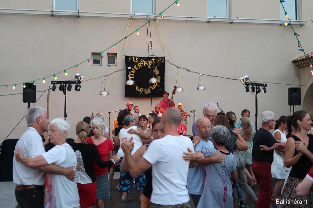 Bal itinérant - Danse de couple