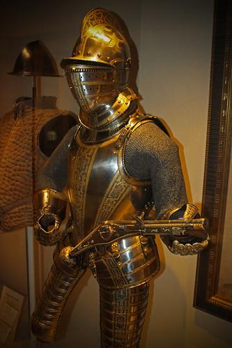 The Elaborate Armour
