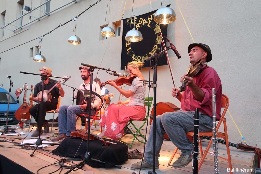 Bal itinérant - Musiciens