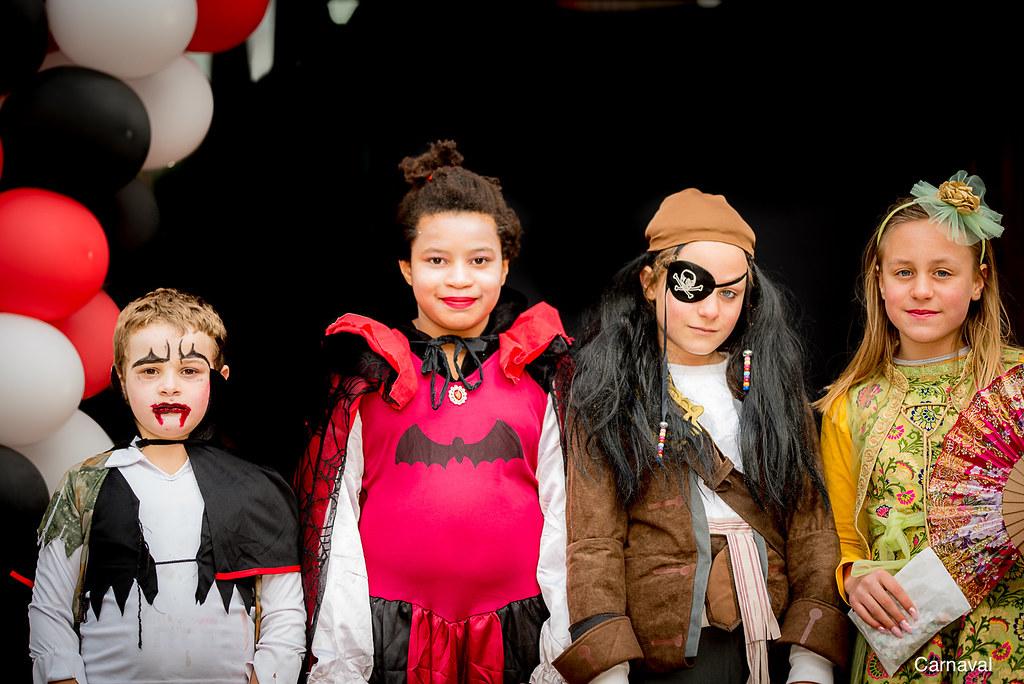 Concours de déguisements Carnaval 2020