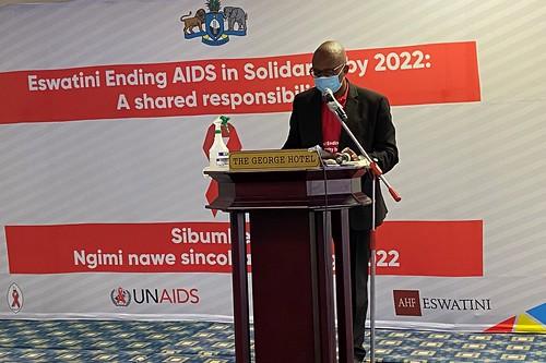 2020 WAD: Eswatini