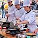 Championnat de la Crique Ardéchoise Préparation Ecole Hotelière