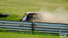 Photo of Andrew Jordan, MJP Racing Team Austria Ford Fiesta, 2017 World Rallycross Championship R5, Lydden Hill, 28th May