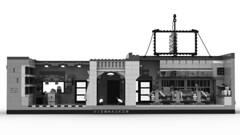 Clerks - Custom LEGO MOC