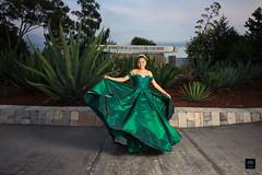 Michelle sesión de fotos Zona Histórica de los Fuertes, Puebla