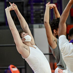 NCAA Basketball: Maryland at Clemson