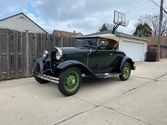 Ford Model  A Roadster 1931