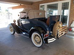 Ford A Roadster 1931