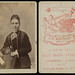 Carrie A. Parker, Louise DeMotte Letherman Album - Galesburg, Illinois