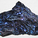 Covellite (latest Cretaceous to earliest Tertiary, 62-66 Ma; Leonard Mine, Butte, Montana, USA) 10