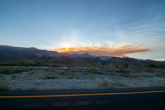 Autumn Roadtrip in Eastern Sierra