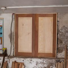 hatch doors complete