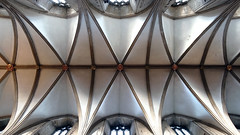 Nave Vaulting, Gloucester Cathedral