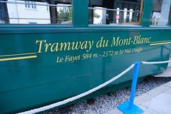 Tramway du Mont-Blanc @ Saint-Gervais