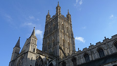Tower, Gloucester Cathedral