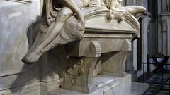 Michelangelo, Tomb of Lorenzo di Piero de' Medici
