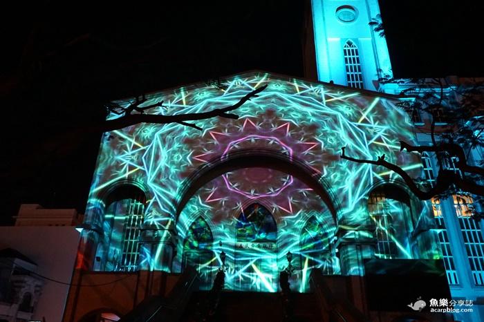 2020花蓮幸福聖誕城|9尺高聖誕樹 教堂光雕 彌賽亞燈籠陣 歐洲耶誕市集 @魚樂分享誌