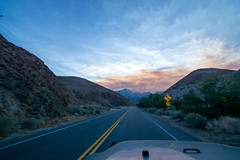 Autumn Roadtrip in Eastern Sierra