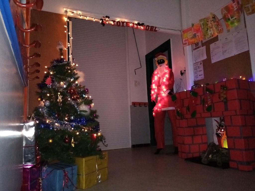 La Magie de Noël au centre de loisirs