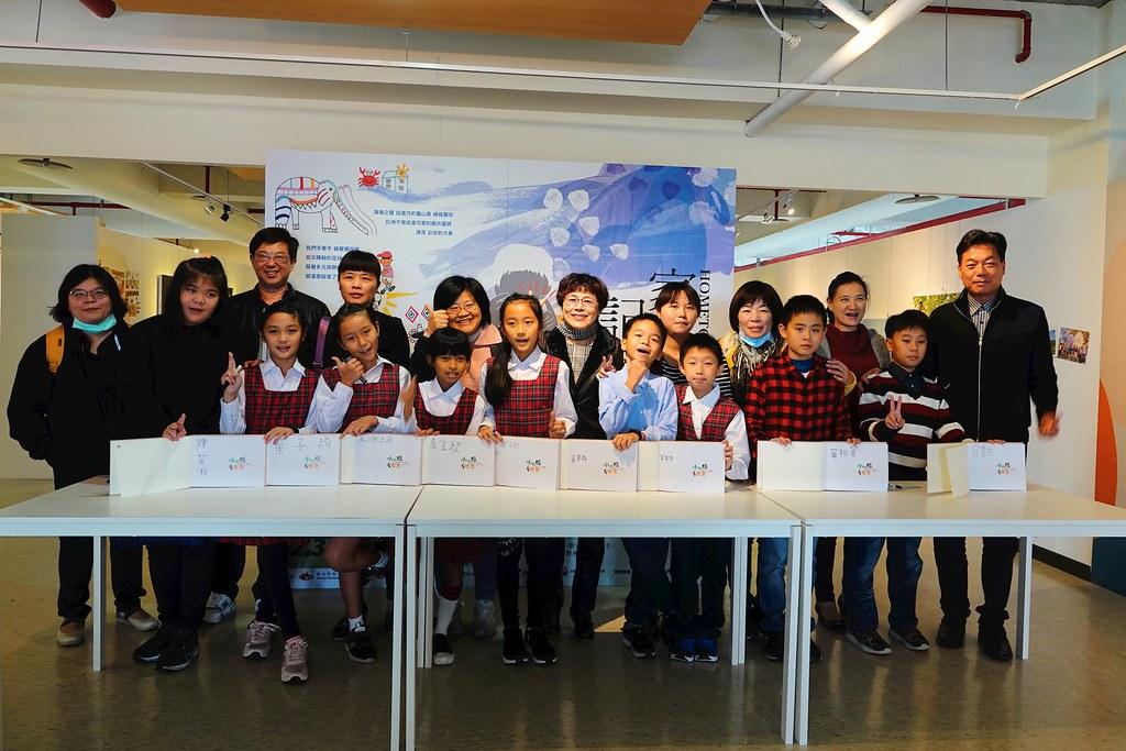 05_淡水屯山國小是偏鄉小學圓夢計畫的起點,在攝影志工持續三年的陪伴及鼓勵下,淡水屯山國小的孩子們陸續完成出版攝影詩集及舉辦屬於自己的攝影展。