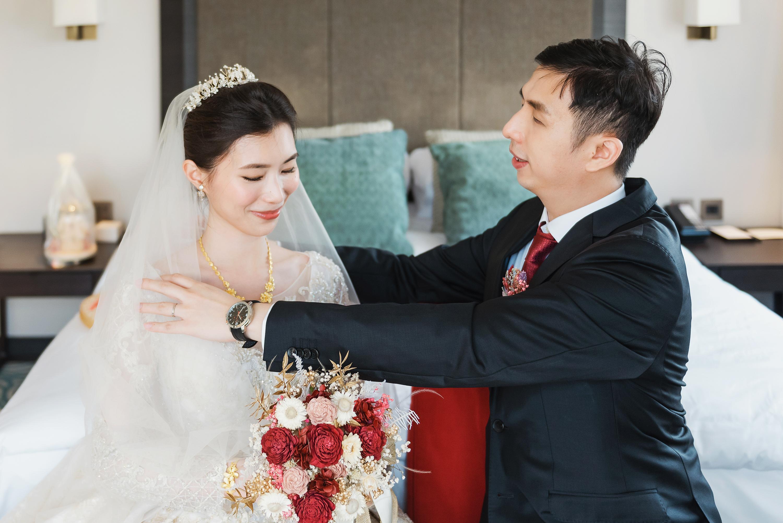 20200919婚禮記錄台北君悅育聰蕙如-29