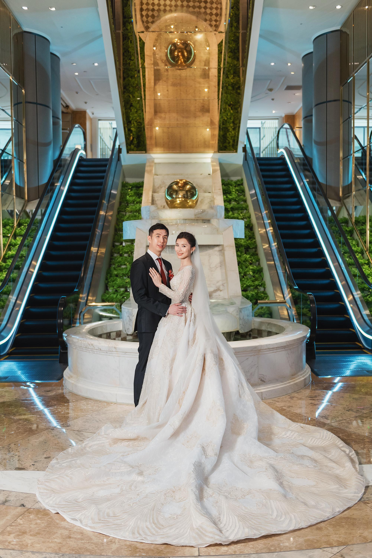 20200919婚禮記錄台北君悅育聰蕙如-37