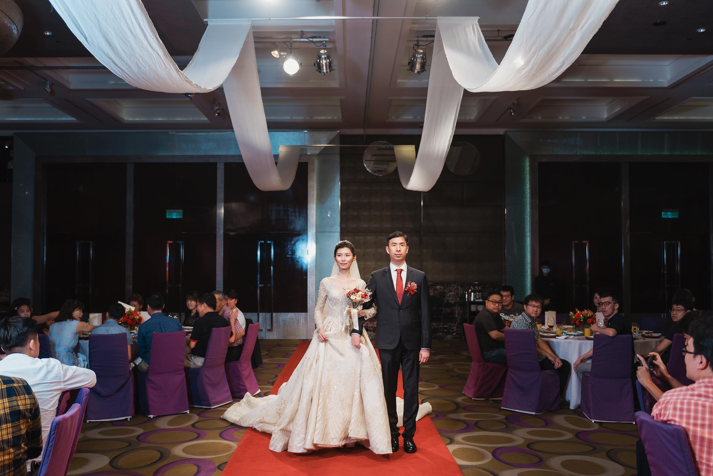20200919婚禮記錄台北君悅育聰蕙如-51