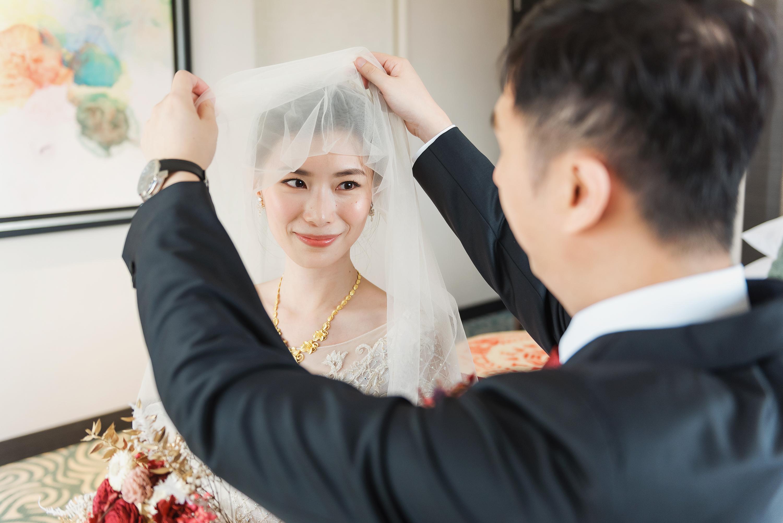20200919婚禮記錄台北君悅育聰蕙如-28