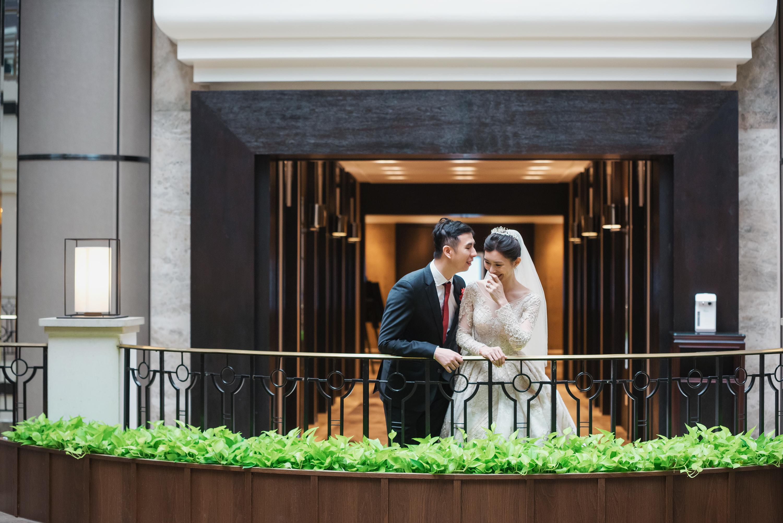 20200919婚禮記錄台北君悅育聰蕙如-35