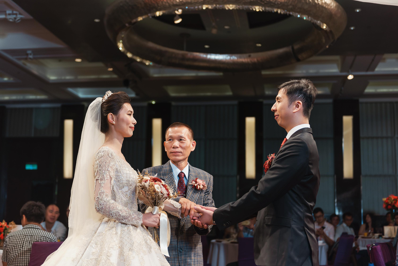 20200919婚禮記錄台北君悅育聰蕙如-46