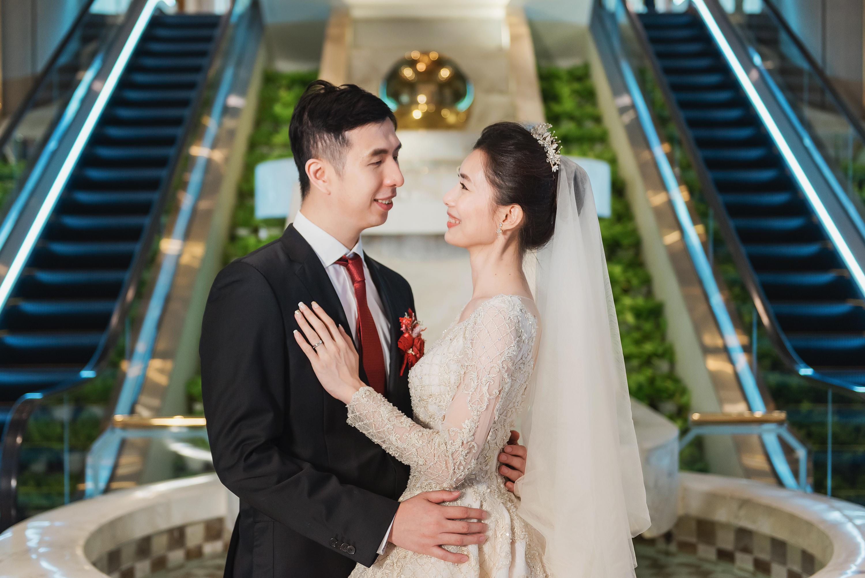 20200919婚禮記錄台北君悅育聰蕙如-38