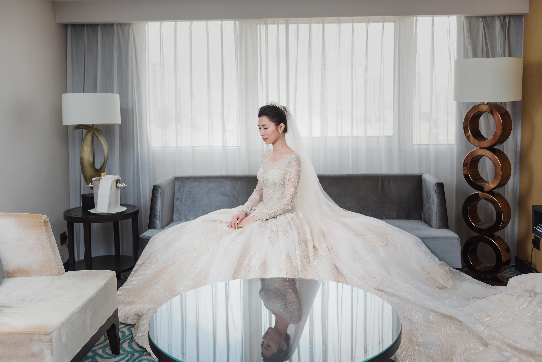 20200919婚禮記錄台北君悅育聰蕙如-11