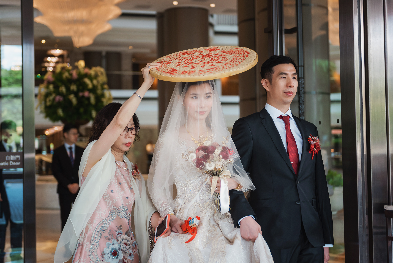 20200919婚禮記錄台北君悅育聰蕙如-24