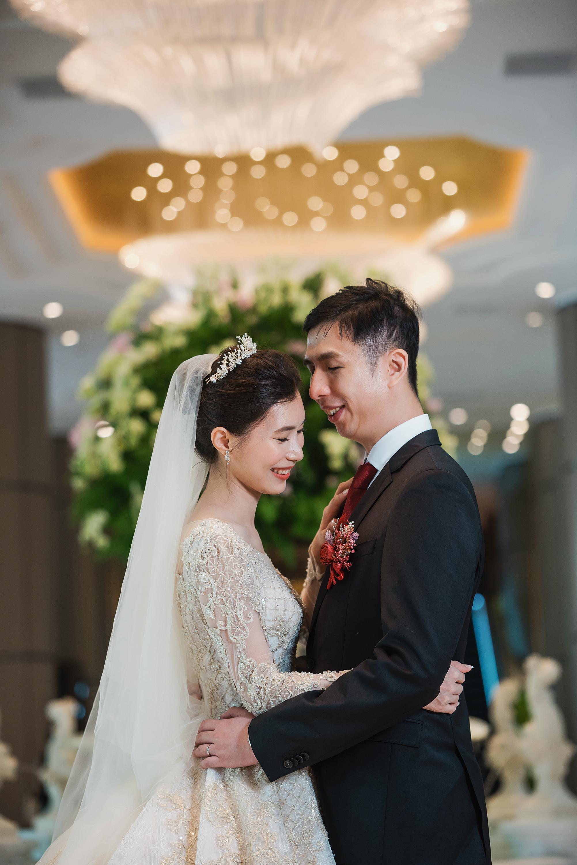 20200919婚禮記錄台北君悅育聰蕙如-39