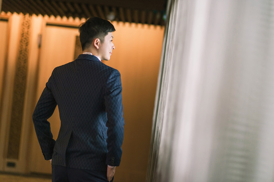 台南婚攝推薦 W&Y / 夏都城旅 婚禮攝影