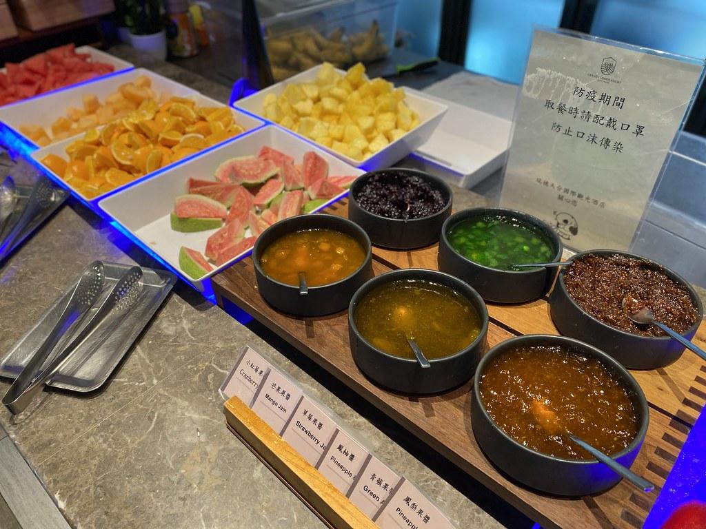 瑞穗天合國際觀光酒店 芳泉自助餐