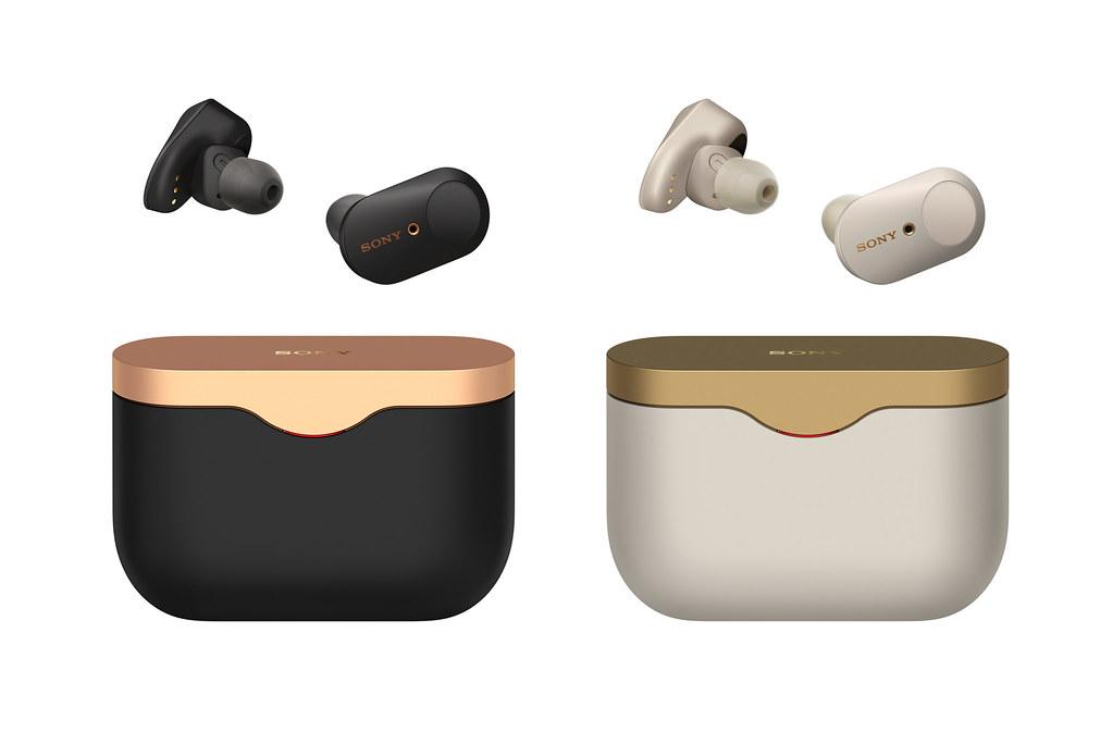 圖6) Sony旗艦級主動式降噪真無線耳機WF-1000XM3,活動期間只需NTD 5,990元(現省NTD 1,500元)就可輕鬆入手享受隨身高音質饗宴。