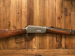 Winchester 1894 - Little two tone action